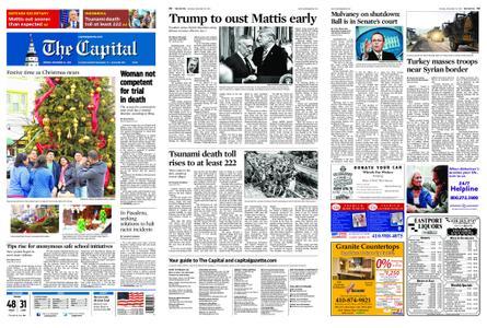 The Capital – December 24, 2018