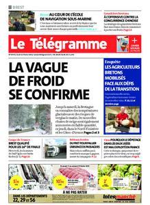 Le Télégramme Brest – 11 février 2021