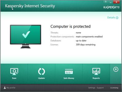 Kaspersky Anti-Virus / Internet / Total Security 2017 17.0.0.611 Final