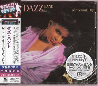 The Dazz Band - Let The Music Play (1981) [2018, Japan]