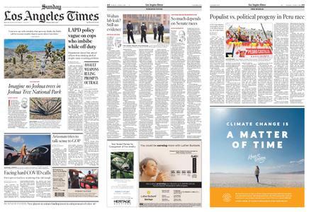 Los Angeles Times – June 06, 2021