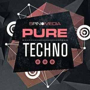 5Pin Media Pure Techno WAV MiDi REX