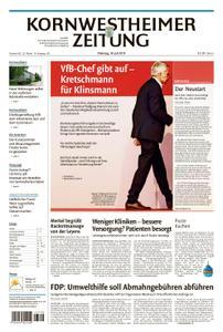 Kornwestheimer Zeitung - 16. Juli 2019