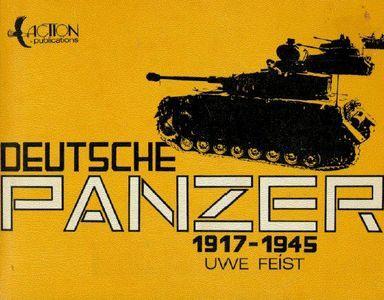 Deutsche Panzer, 1917-1945