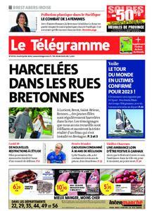 Le Télégramme Brest Abers Iroise – 08 juillet 2021