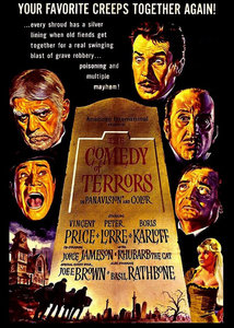 The Comedy of Terrors (1964) [Re-Up]