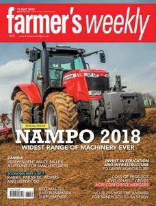 Farmer's Weekly - 11 May 2018