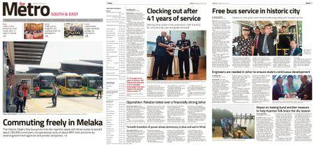 The Star Malaysia - Metro South & East – 23 August 2018