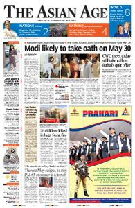 The Asian Age - May 25, 2019