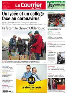 Le Courrier de l'Ouest Cholet – 08 mars 2020
