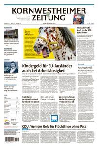 Kornwestheimer Zeitung - 08. Februar 2019