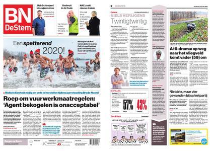BN DeStem - Bergen op Zoom – 02 januari 2020