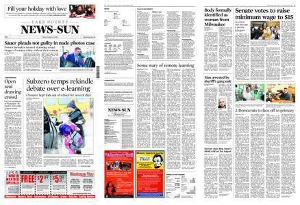 Lake County News-Sun – February 08, 2019