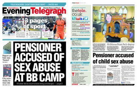 Evening Telegraph First Edition – February 09, 2018