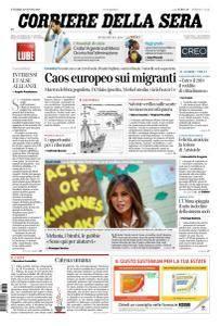 Corriere della Sera - 22 Giugno 2018