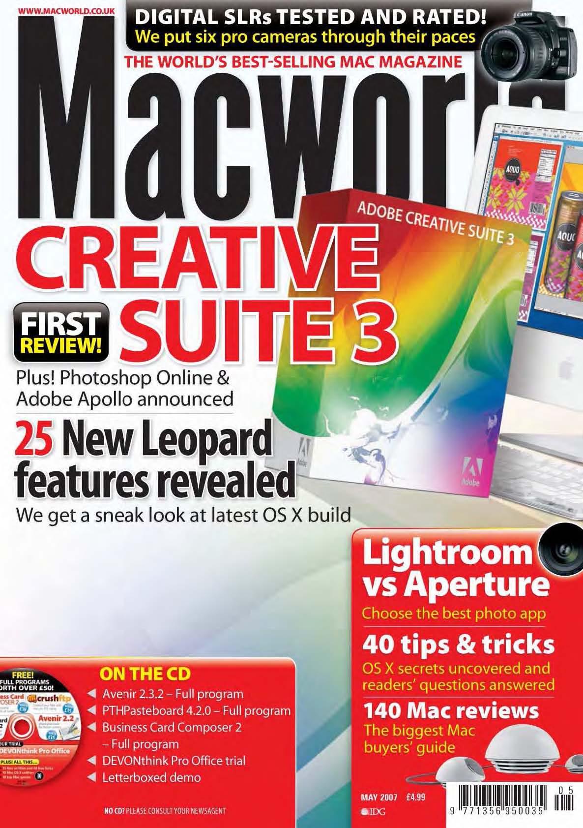 Macword UK Edition - 2007 May