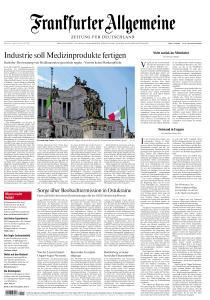 Frankfurter Allgemeine Zeitung - 1 April 2020