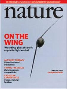 Nature Magazine - 26 April 2007