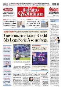 Il Fatto Quotidiano - 05 ottobre 2020