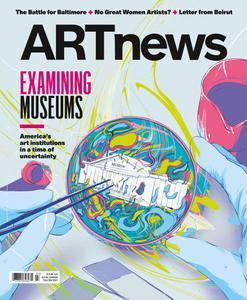 ARTnews - February March 2021