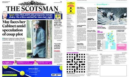 The Scotsman – March 25, 2019