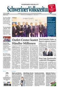 Schweriner Volkszeitung Hagenower Kreisblatt - 24. November 2017