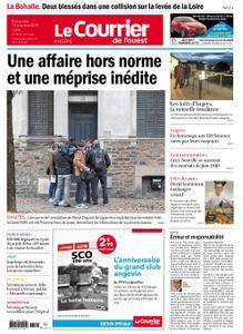 Le Courrier de l'Ouest Nord Anjou – 13 octobre 2019
