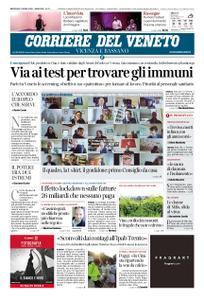 Corriere del Veneto Vicenza e Bassano – 01 aprile 2020