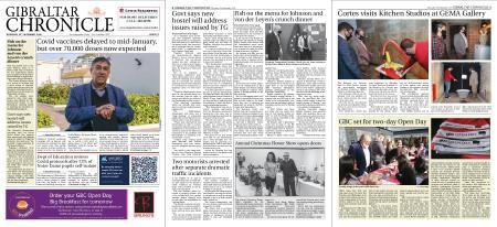 Gibraltar Chronicle – 10 December 2020