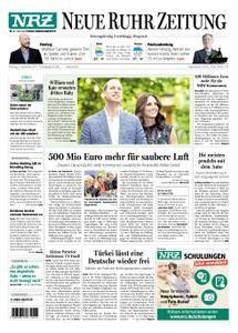 NRZ Neue Ruhr Zeitung Essen-Postausgabe - 05. September 2017