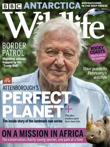 BBC Wildlife - February 2021