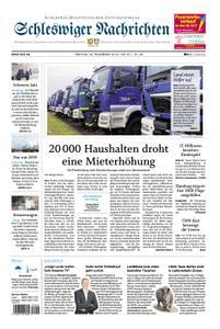 Schleswiger Nachrichten - 28. Dezember 2018