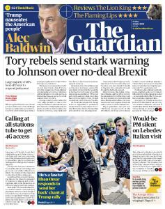 The Guardian - July 19, 2019