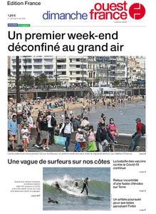 Ouest-France Édition France – 09 mai 2021