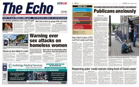 Evening Echo – August 04, 2020