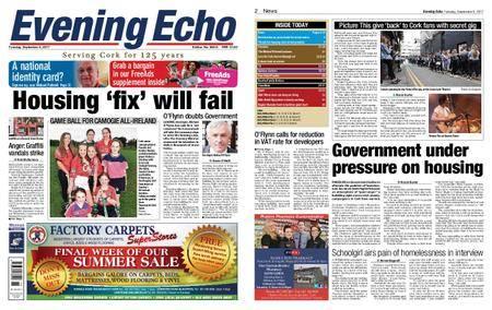 Evening Echo – September 05, 2017