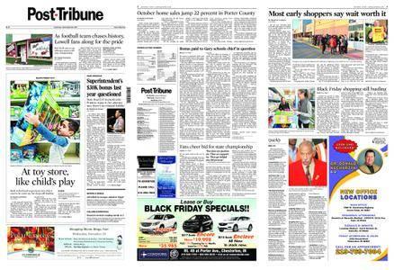 Post-Tribune – November 25, 2017