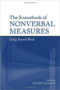 The Sourcebook of Nonverbal Measures