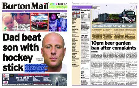 Burton Mail – September 07, 2018