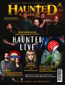 Haunted Magazine – October 2018