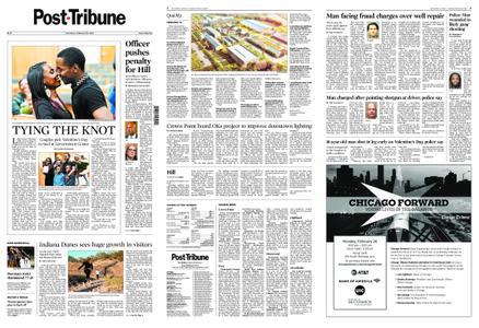 Post-Tribune – February 15, 2020