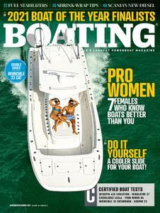 Boating - November 2021