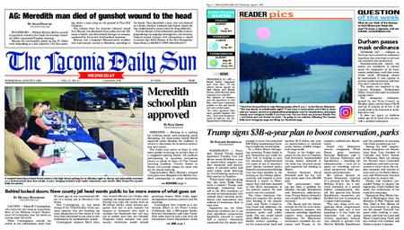 The Laconia Daily Sun – August 05, 2020