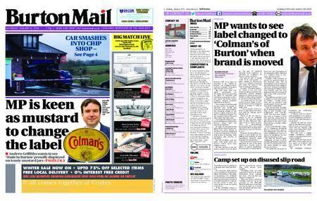 Burton Mail – January 06, 2018