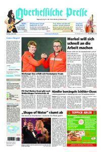 Oberhessische Presse Marburg/Ostkreis - 06. März 2018