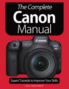 The Complete Canon Camera Manual – January 2021