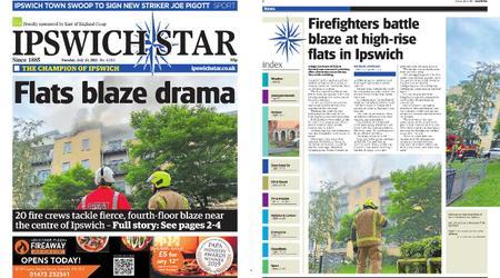 Ipswich Star – July 13, 2021