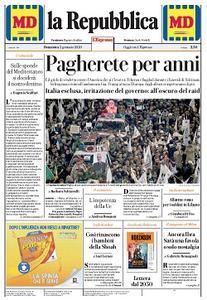 la Repubblica - 5 Gennaio 2020