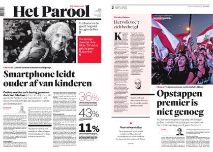 Het Parool – 04 november 2019