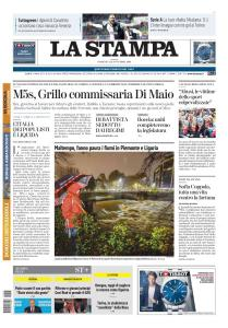 La Stampa Torino Provincia e Canavese - 24 Novembre 2019